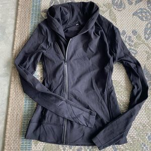 Lululemon High Neck Jacket